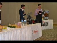 Zumex Vitamix ve Winterhalter UF series eğitimleri hakk.