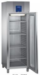 GKPv 6572 Dik Tip Tek Kapılı Camlı Buzdolabı