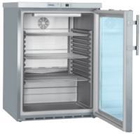 FKUv 1663 Premium Tezgah Altı Cam Kapılı Buzdolabı
