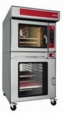 K-5+H  60x40  Premium Kontrol Panelli Pastane ve Pasta Fırını (Elektrikli)