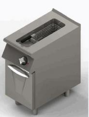 NF74E10 Dolaplı elektrikli dolaplı fritöz