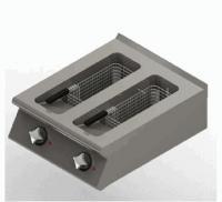 NF76E10 Elektrikli çiftli fritöz