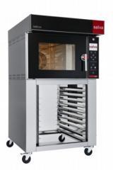 KX-5G+H 60x40  KS-90 Kontrol Panelli Pastane ve Pasta Fırınları  (Gazlı)