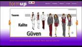 Nevura Web Tasarım Referansları : Formu Up Üniforma