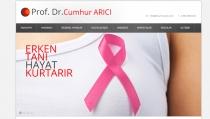 Nevura Web Tasarım Referansları : Prof. Dr. Cumhur Arıcı