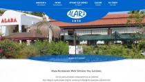 Nevura Web Tasarım Referansları : Alara Restaurant