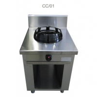 ONE BURNER CC-01 CASTA